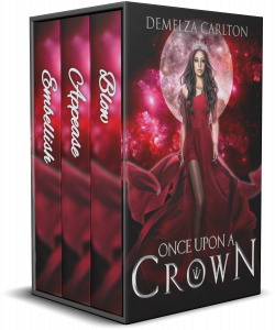 Bite Of The Week: Once Upon a Crown by Demelza Carlton!